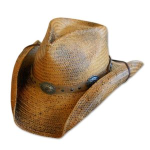 Sombrero paja vaquero - Country and Roses - Red Rock - 1
