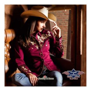 Camisas cowgirl mujer