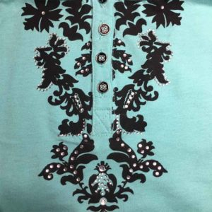 Camiseta country sin mangas para mujer - Country and Roses - Chica - 2