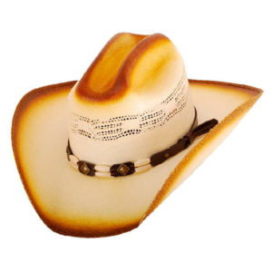Sombrero vaquero cowboy - Country and Roses - Cameron - 1