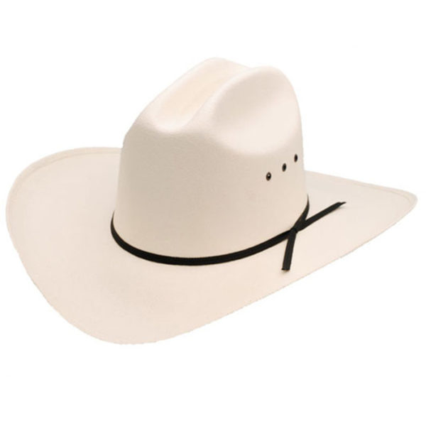 Sombrero blanco rodeo - Country and Roses - White Valley - 1