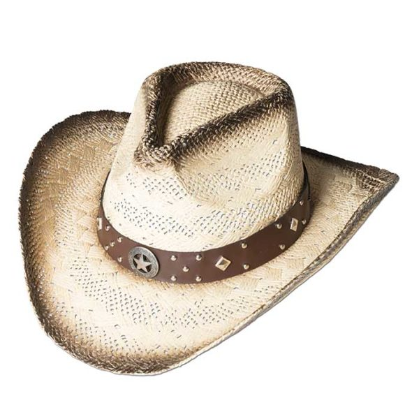 Sombrero paja cowgirl - Country and Roses - Santiago - 1