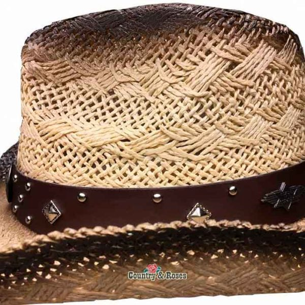 Sombrero paja cowgirl - Country and Roses - Santiago - 4
