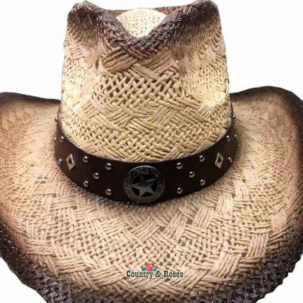 Sombrero paja cowgirl - Country and Roses - Santiago - 5