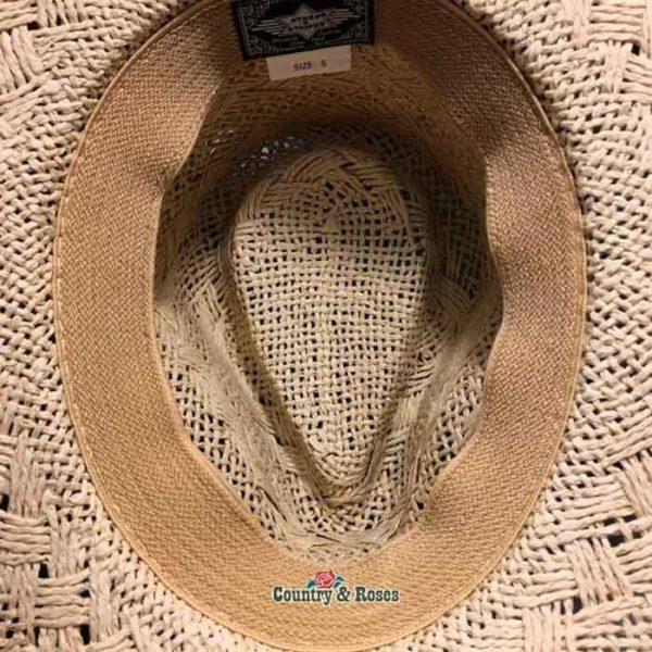 Sombrero paja cowgirl - Country and Roses - Santiago - 6
