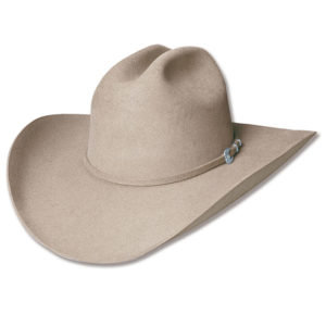 Sombrero fieltro lana vaquero - Country and Roses - Appaloosa Sand - 1