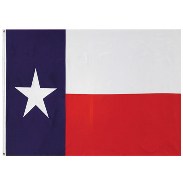 Bandera estado Texas - Texas State Flag -country cowboy cowgirl - Tienda online en Madrid - Country and Roses - Bandera Estado Texas -1