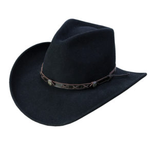 Sombrero lana vaquero - Country and Roses - Eastwood Black - 1