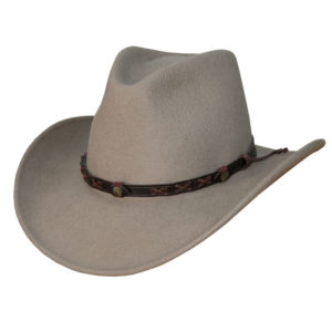 Sombrero lana vaquero - Country and Roses - Eastwood Sand - 1
