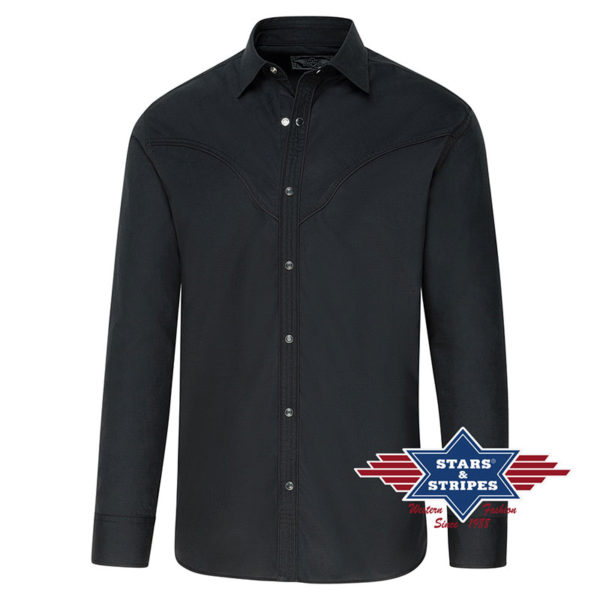 Camisa negra - Country and Roses - Munday - 1