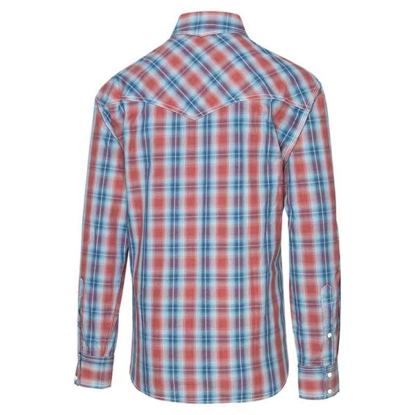 Camisa de cuadros - Country and Roses - Lorenzo - 3