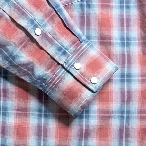 Camisa de cuadros - Country and Roses - Lorenzo - 6