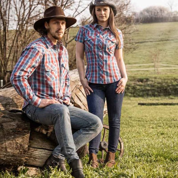 Camisa de cuadros - Country and Roses - Lorenzo - 7