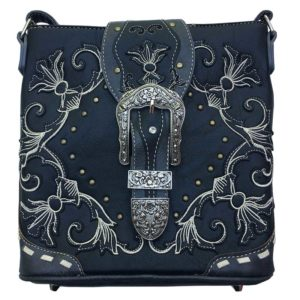 Bolso - Country and Roses - Black Dolly - 1
