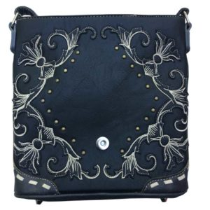 Bolso - Country and Roses - Black Dolly - 2