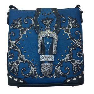 Bolso - Country and Roses - Blue Dolly - 1