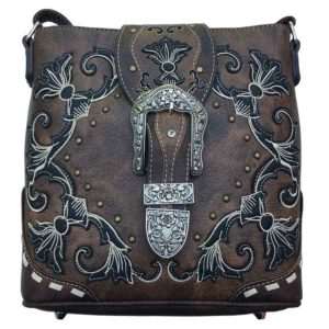 Bolso - Country and Roses - Brown Dolly - 1