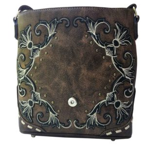 Bolso - Country and Roses - Brown Dolly - 2