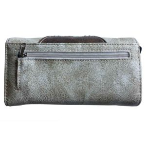 Bolso - Country and Roses - Crude Dolly Wallet - 2